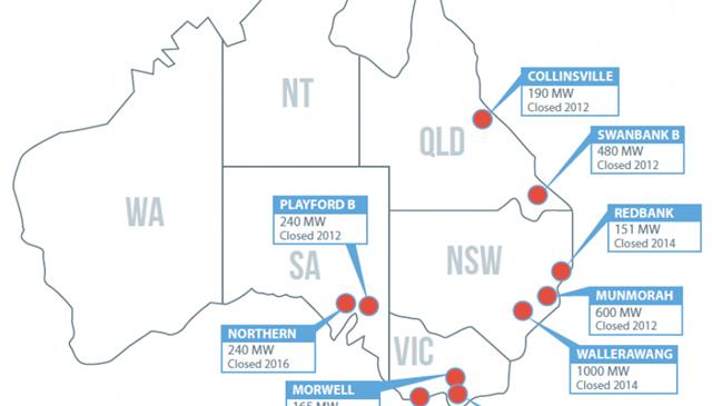 Austrálie musí řešit energetickou politiku a roli jádra