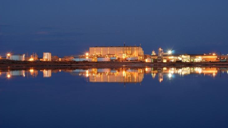 jaderná energie - Rekonstruované uranové doly jsou připraveny pro oživení trhu - Zprávy (White Mesa mill Energy Fuels) 1