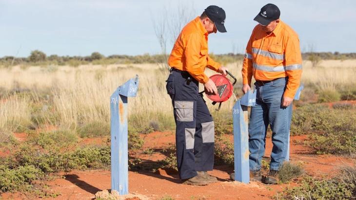 jaderná energie - Uranový projekt Yeelirrie obdržel federální povolení - Zprávy (Yeelirrie water monitoring Cameco Australia) 1