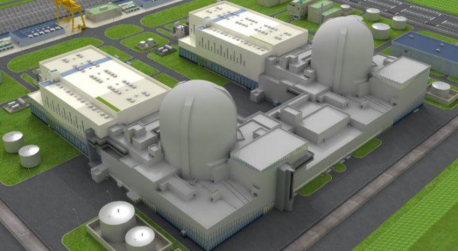 US NRC zajištuje certifikaci reaktorového návrhu APR-1400