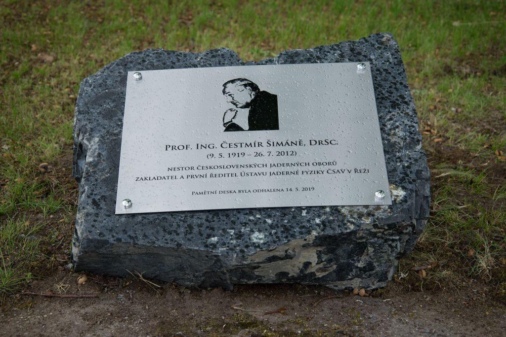 jaderná energie - V Řeži se vzpomínalo na nestora československých jaderných oborů Čestmíra Šimáněho - Věda a jádro (DSC 1127 1) 1
