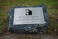 V Řeži se vzpomínalo na nestora československých jaderných oborů Čestmíra Šimáněho