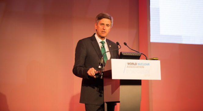 Společnost Westinghouse oznámila změnu ve vedení
