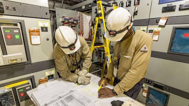 jaderná energie - Zařízení ve Vogtle 3 připojeno k elektřině - Zprávy (Vogtle 3 and 4 Electrical systems testing April 2019 Georgia Power) 1
