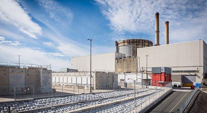 Urychlené rozebírání jaderné elektrárny Crystal River