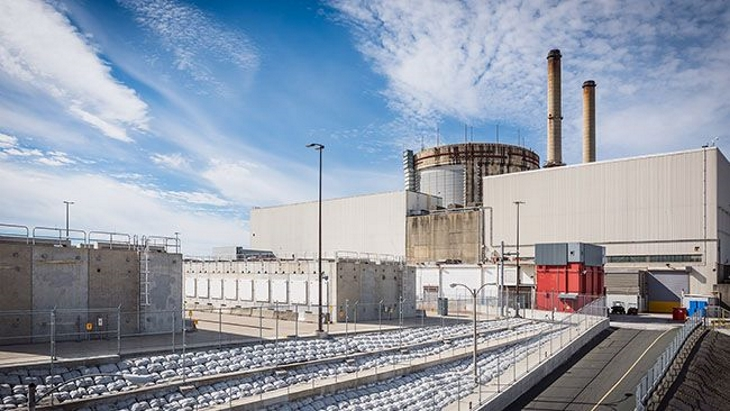 jaderná energie - Urychlené rozebírání jaderné elektrárny Crystal River - Zprávy (Crystal River Duke Energy) 1