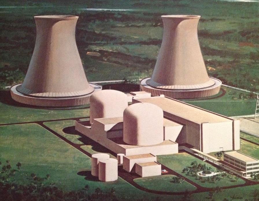jaderná energie - Jaderné umělecké koncepty - Zprávy (Hope Creek Artists Concept) 5