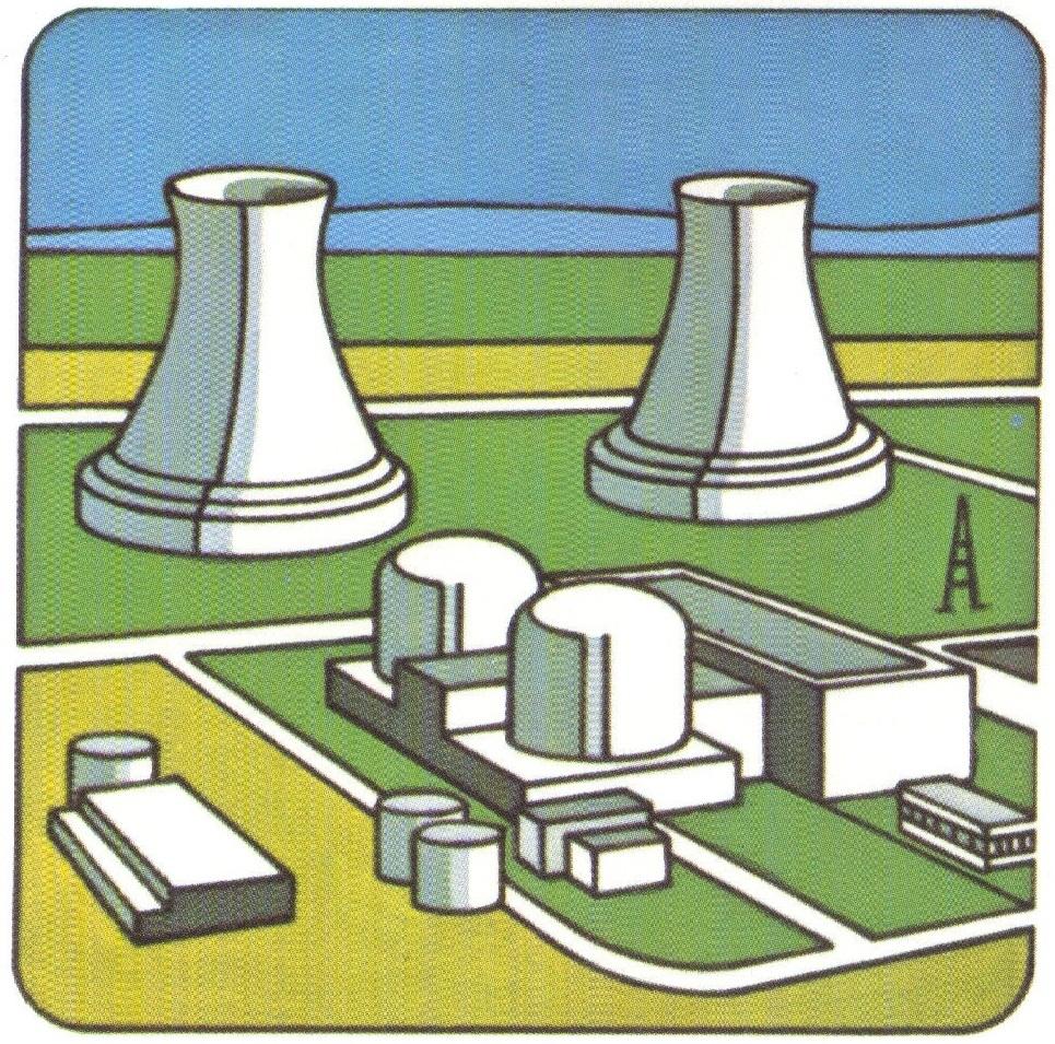 jaderná energie - Jaderné umělecké koncepty - Zprávy (Hope Creek cartoon style PSEG) 6
