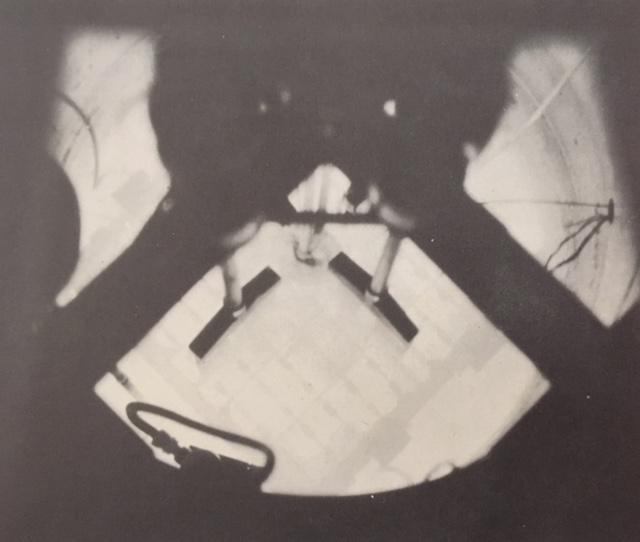jaderná energie - Testy BORAT a SPERT, INL slaví 70 let - Fotografie (SPERT 1 criticality Cherenkov) 4
