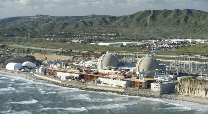Společnost North Wind připravuje transport použitého jaderného paliva z elektrárny San Onofre