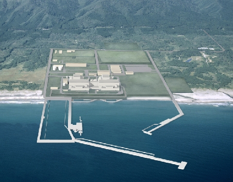 jaderná energie - Jaderné umělecké koncepty - Zprávy (TEPCO Higashidori unbuilt) 8