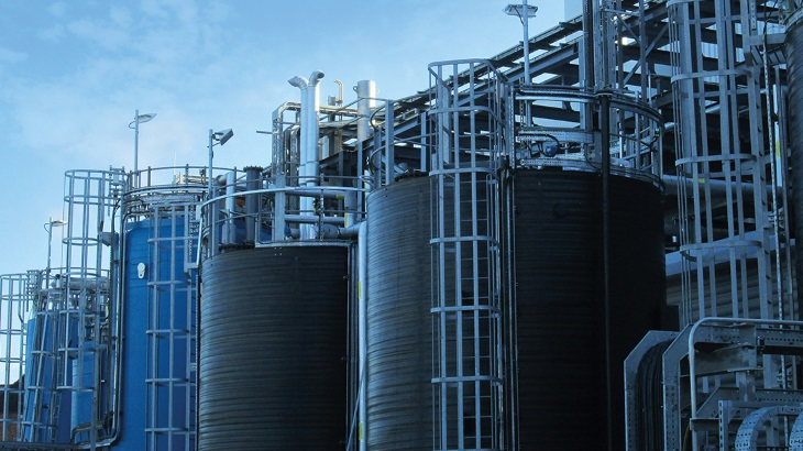 jaderná energie - Urenco dokončilo výstavbu zařízení Tails ve Spojeném království - Zprávy (Tails Management Facility exterior Urenco) 1