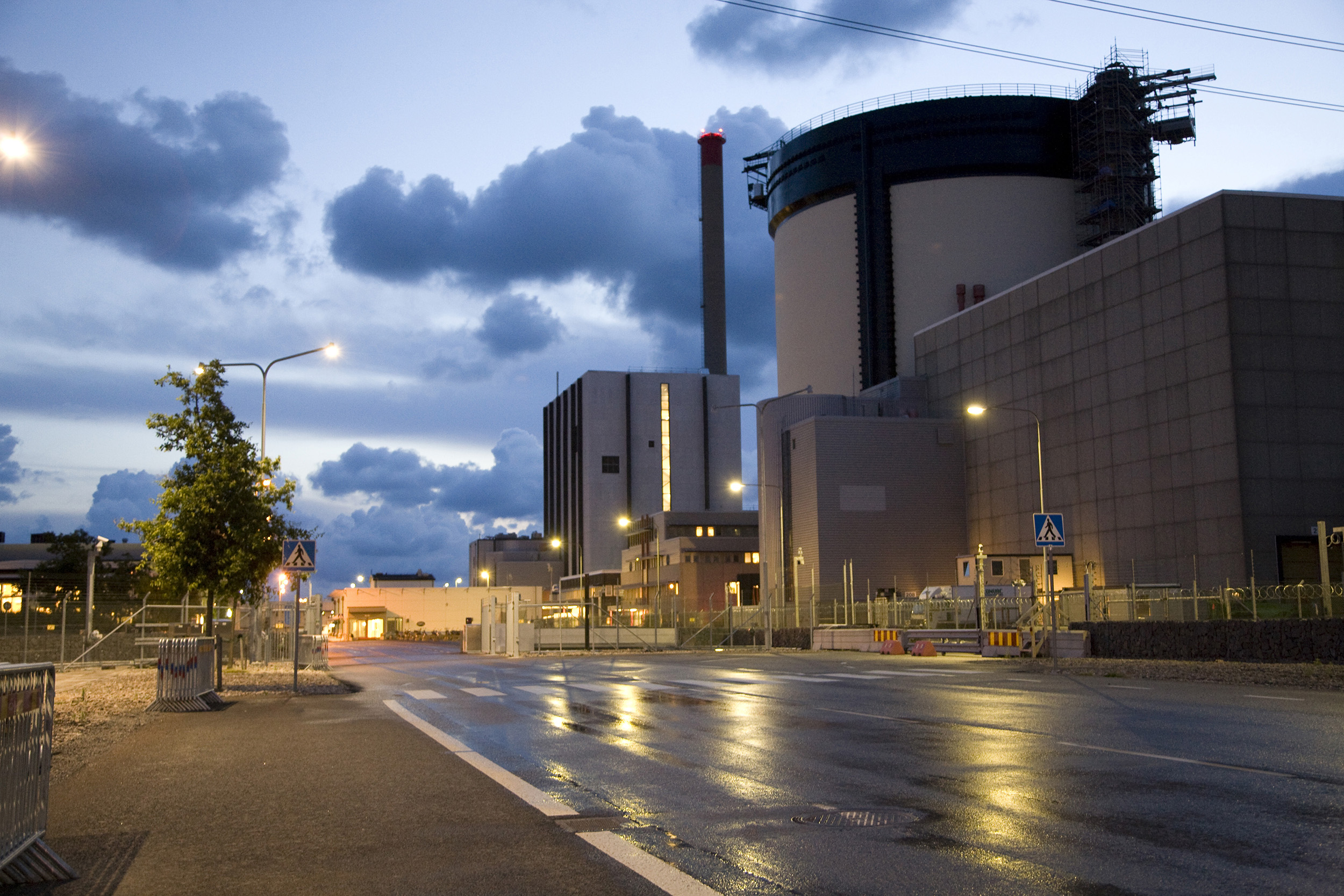 jaderná energie - Švédsko na cestě k energetice bez emisí nebo bez jaderných elektráren? - Zprávy (ringhals 0) 2