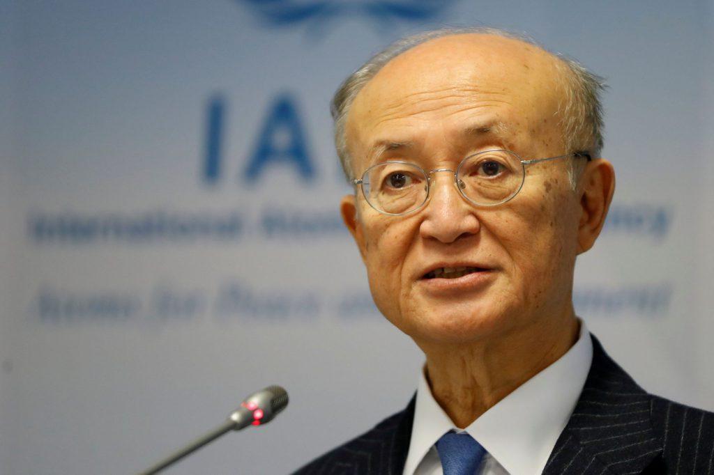 jaderná energie - aktuálně.cz: Zemřel šéf Mezinárodní agentury pro atomovou energii. Japonci Amanovi bylo 72 let - Zprávy (54f49bc6ef1f32dd9ea47a3bf5e585b4) 1