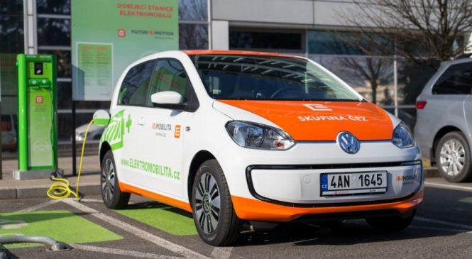 Evropa se připravuje na invazi elektromobilů