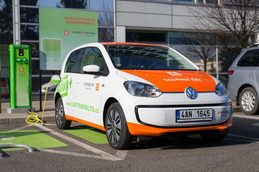jaderná energie - Evropa se připravuje na invazi elektromobilů - Aktuálně (590500 article photo novy elektromobil pod skupinou) 1