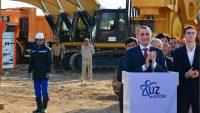 Uzbekistán chce provozovat druhou jadernou elektrárnu
