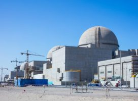 Korejský uchazeč o dostavbu českého jádra Korea Hydro & Nuclear Power podepsal dohodu s Nawah Energy Company, provozovatelem jaderné elektrárny Barakah