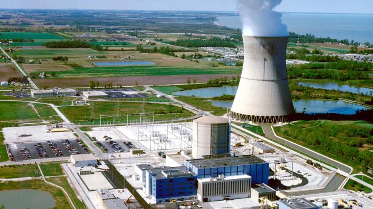 jaderná energie - Článek o čisté energii se stane zákonem - Zprávy (Davis Besse FirstEnergy) 1