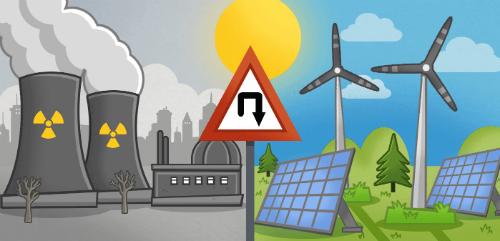 Německé ceny elektřiny: Sliby politiků a realita