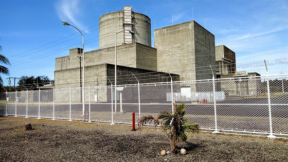 iDnes.cz: Stála miliardy, teď je jaderná elektrárna na Filipínách atrakcí pro turisty