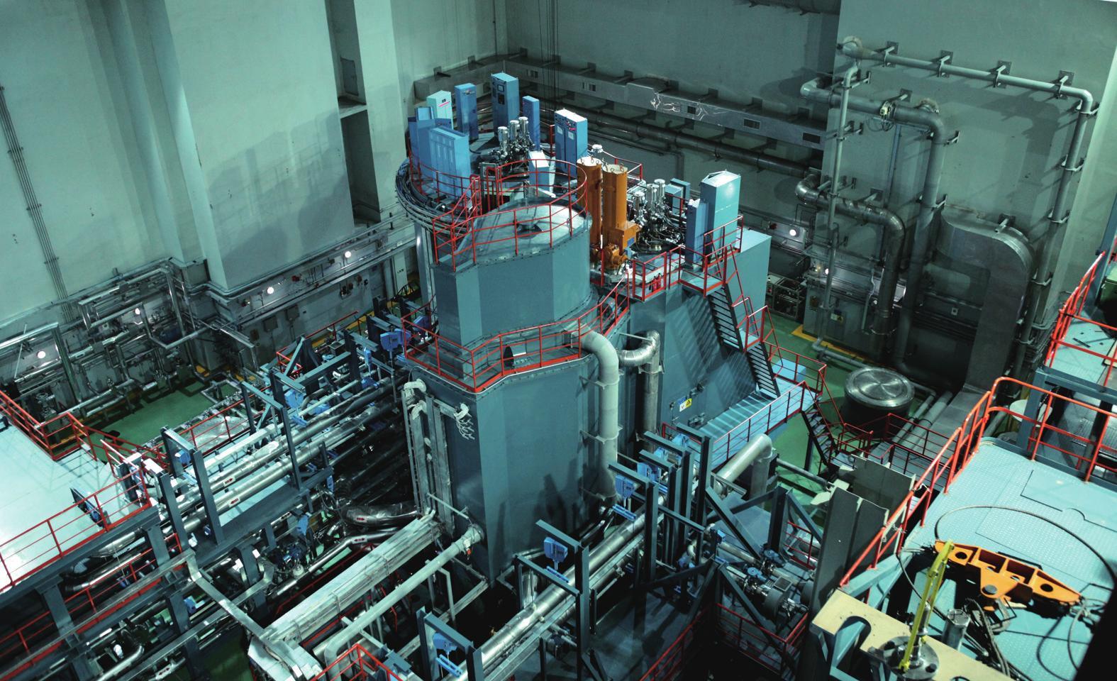 TVEL dodal do Číny palivo pro rychlý reaktor CEFR