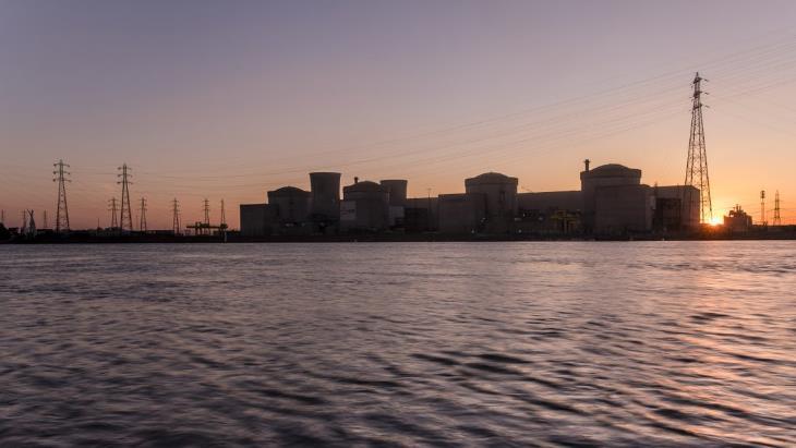 EDF objednala rozšiřující práce na kanálu Tricastin