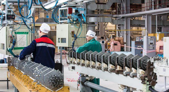 TVEL dodal Číně stroje na výrobu jaderného paliva ruské konstrukce