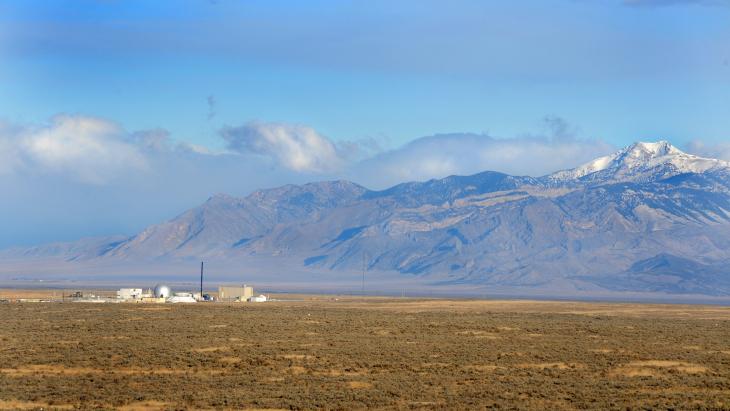 jaderná energie - Spojené státy spouští demonstrační centrum pokročilých jaderných technologií - Zprávy (Materials and Fuels Complex Idaho National Laboratory INL) 1