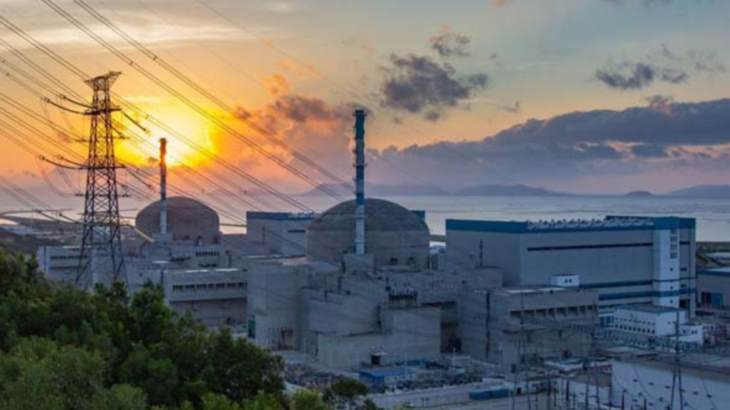 jaderná energie - Druhý čínský EPR dosáhl plného výkonu - Zprávy (Taishan 1 and 2 August 2019 TNPJVC) 1
