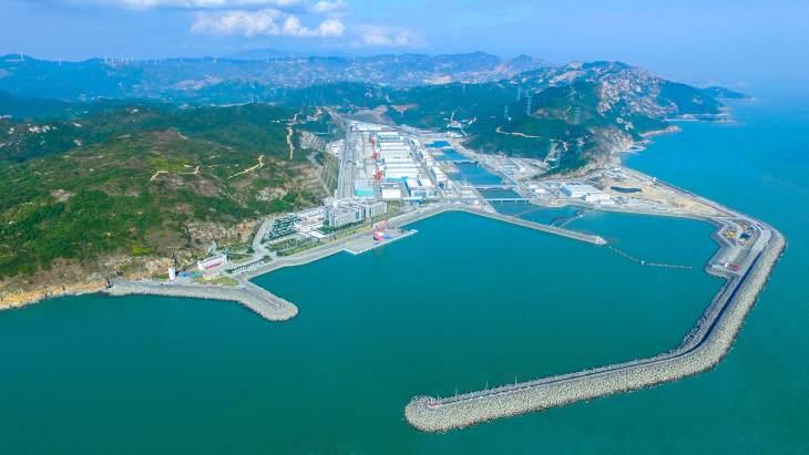 jaderná energie - Šestý blok jaderné elektrárny Jang-ťiang vstoupil do komerčního provozu - Zprávy (Yangjiang NPP CGN) 1