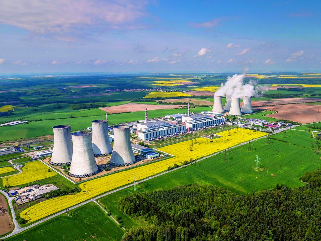 jaderná energie - Lidovky: Vláda přijala návrhy dvou smluv s ČEZ o stavbě nového jaderného bloku v Dukovanech - Zprávy (dukovany 2016) 1