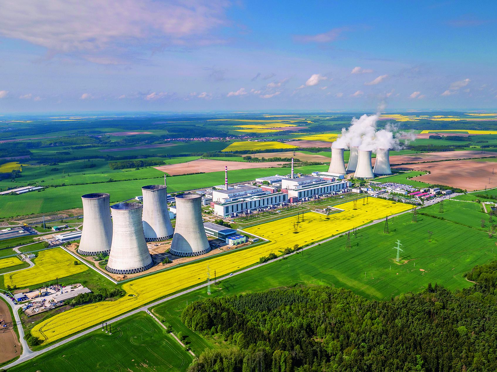 jaderná energie - Znojemský týden: Elektrárna Dukovany II už má EIU - Zprávy (dukovany 2016) 3