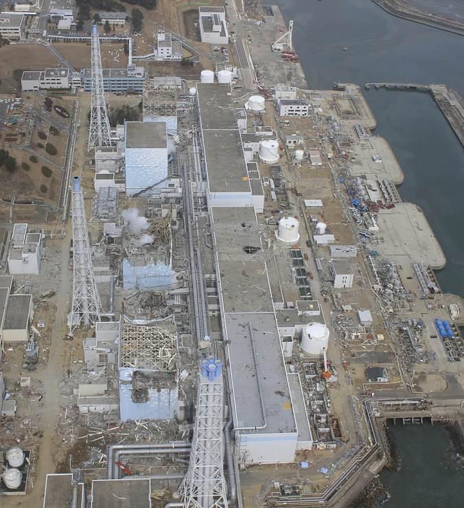 jaderná energie - regionalninovinky.cz: Japonsko demontuje jaderné elektrárny ve Fukušimě! - Zprávy (fukushima daiichi) 1