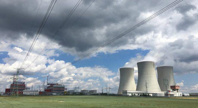 Českobudějovický deník: Temelínský druhý blok opět vyrábí elektřinu