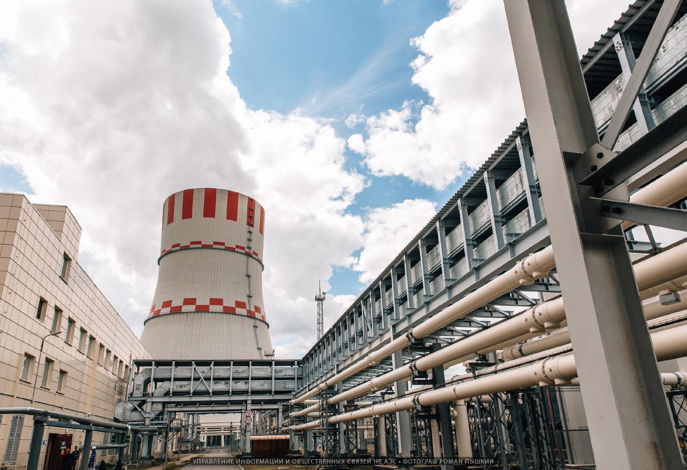 jaderná energie - Druhý blok Novovoroněžské JE-II je připraven k zahájení provozu - Zprávy (87984871c12f984f5d65ef67026eaf3d) 4