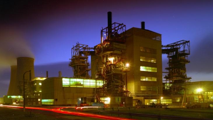 jaderná energie - Společnost Sellafield dokončila vyvážení paliva z jaderné elektrárny Calder Hall - Zprávy (Calder Hall) 1