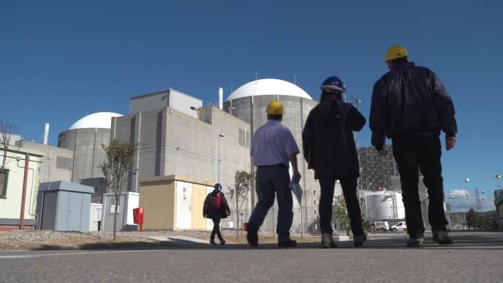 jaderná energie - MAAE zdůrazňuje efektivitu periodických hodnocení - Zprávy (IAEA OSART mission to Almaraz NPP February 2018 M Klingenboeck IAEA) 1