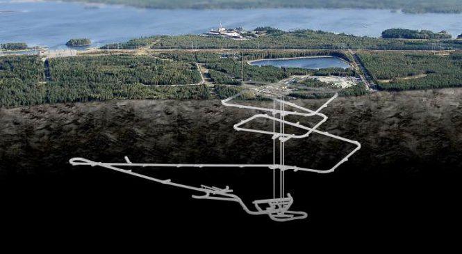 Další zakázka pro finské hlubinné úložiště