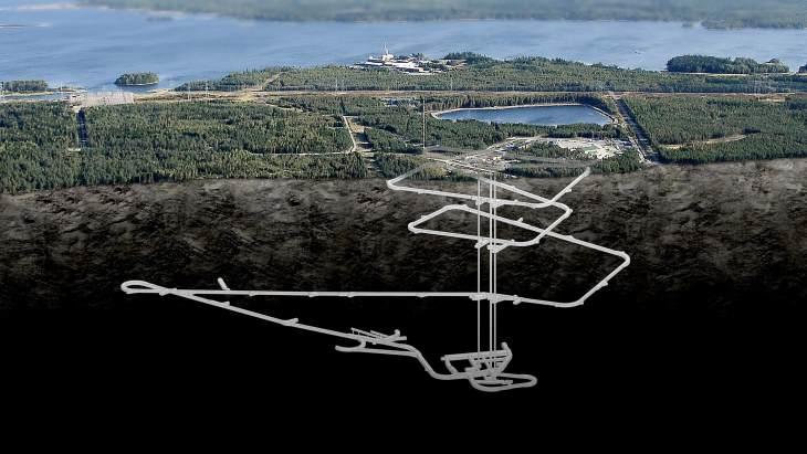 jaderná energie - Další zakázka pro finské hlubinné úložiště - Zprávy (Onkalo repository Posiva) 3