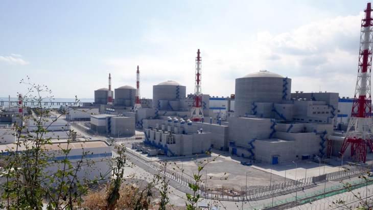 jaderná energie - Vládní činitelé musí spoléhat dále na jadernou energetiku, informuje zpráva - Zprávy (Tianwan units 1 4 October 2018 Rosatom) 2