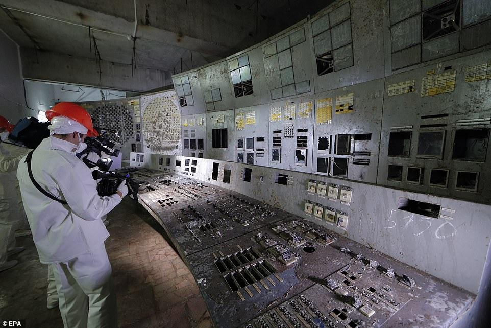 Velín zničeného černobylského reaktoru bude otevřen turistům