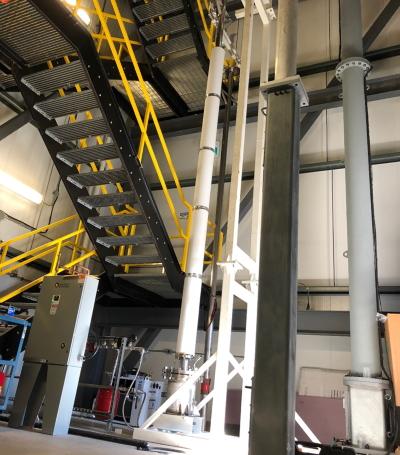 jaderná energie - Kanadské technologie nabízí možnosti řešení problému Tritia ve Fukušimě - Zprávy (Laker AWD prototype plant 2 Laker) 2
