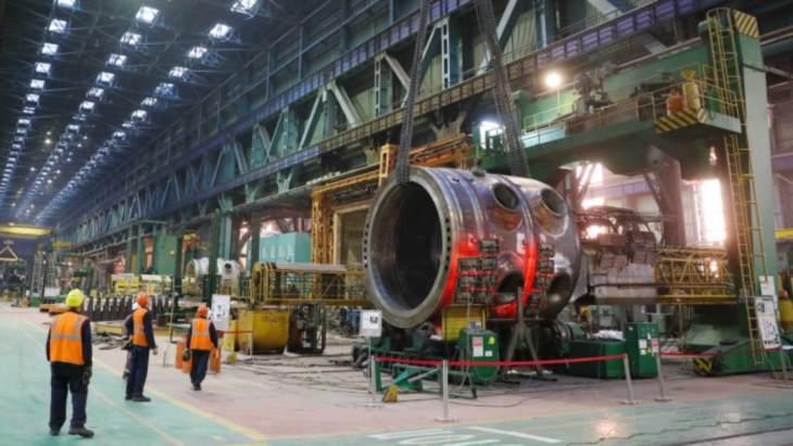 Rosatom dokončil výrobu horní části reaktorové nádoby pro první blok jaderné elektrárny Rooppur