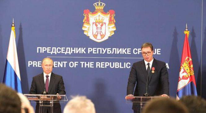 Rusko a Srbsko podepsaly smlouvu o spolupráci: společně vybudují Centrum jaderného výzkumu, technologií a inovací