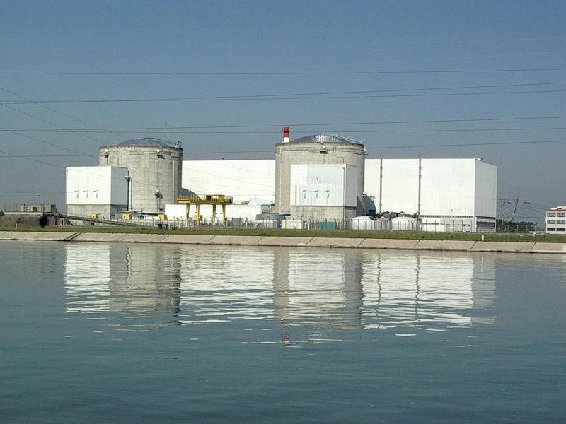 jaderná energie - iuhli.cz: Francouzi zavřou jadernou elektrárnu Fessenheim - Zprávy (jaderna elektrarna fessenheim wikipedia compressed) 1