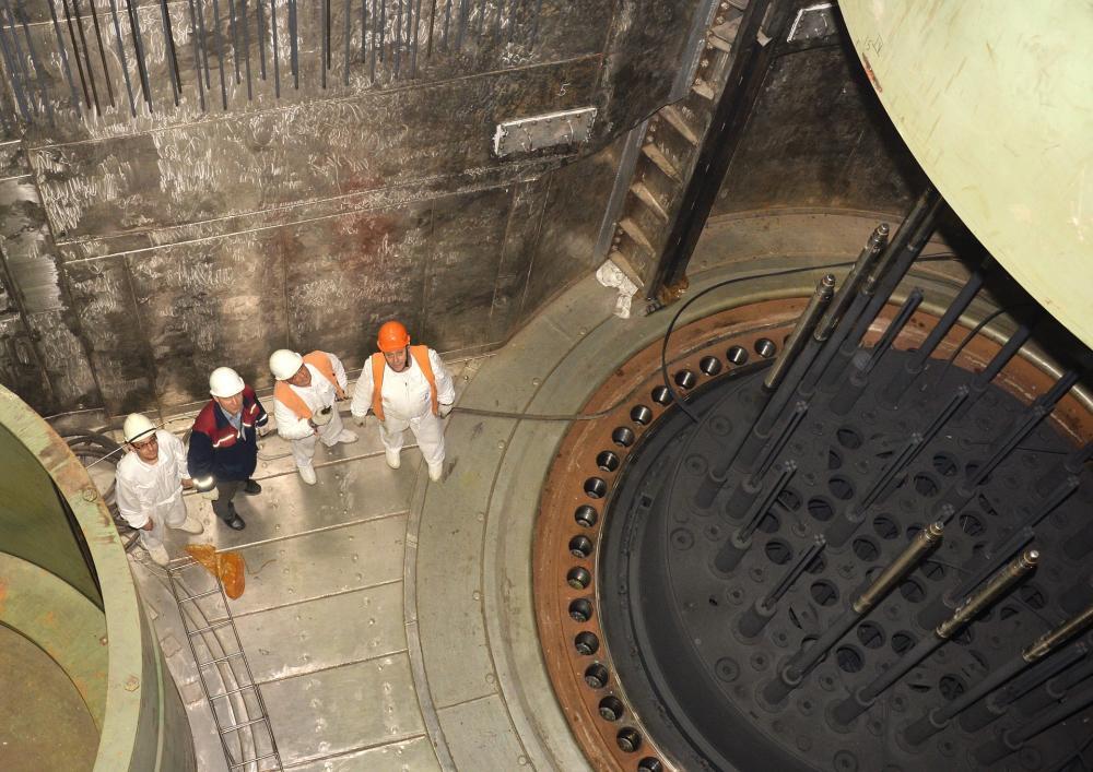 jaderná energie - irozhlas.cz: Energie z jádra bez radioaktivního odpadu? Na vývoji nového zdroje budou čeští vědci spolupracovat s USA - Zprávy (nuclear power plant 180412 080956 pj) 1