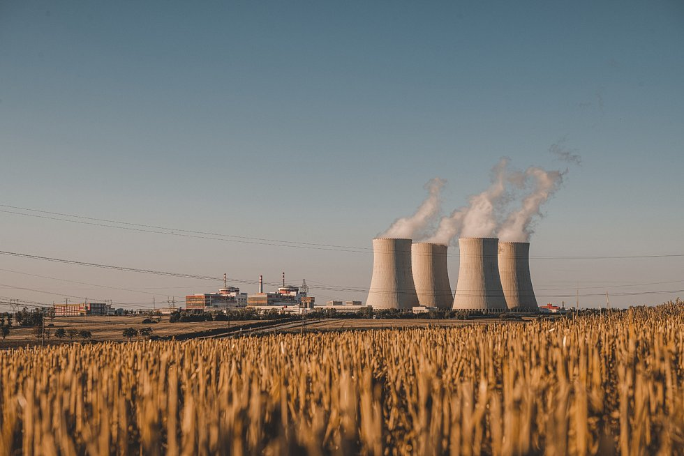 jaderná energie - ceskobudejovicky.denik.cz: Temelín může pomoct přenosové soustavě - Zprávy (temelin muze pomoct prenosove soustave galerie 980) 1