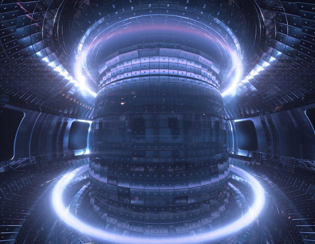 jaderná energie - inteligentnisvet.cz: Co je fúzní reaktor? Jak funguje a proč je revoluční? - Zprávy (tokamak fuzni reaktor obr1) 1