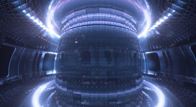 inteligentnisvet.cz: Co je fúzní reaktor? Jak funguje a proč je revoluční?